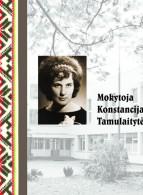 Mokytoja Konstancija Tamulaitytė
