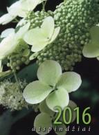 2016 metų kalendorius – Atspindžiai