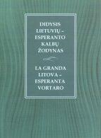 Didysis lietuvių – esperanto kalbų žodynas